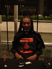 Singer and Conductor Bobby McFerrin