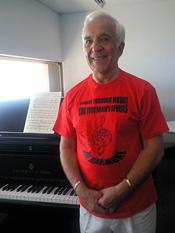 Conductor Vladimir Ashkenazy (currently with Sydney Symphony) shows support to the cause Advocacy for Music Education through Brain/Music Research, launched world-wide by C.H.A.R.I.S.M.A. Foundation